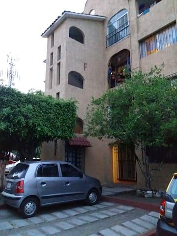 El depa de Cantarranas - Cuernavaca - Apartment