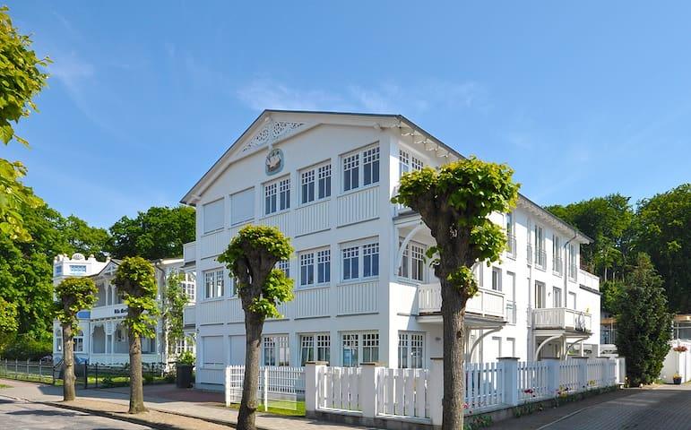 Villa Hansa Binz 2 SZ 2 Balk. WiFi - Binz - Daire