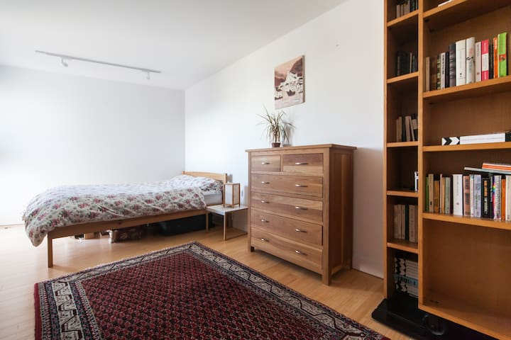 Two bedroom apartment in Shoreditch