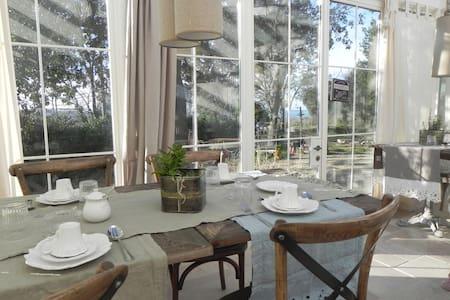 Locanda di Terramare b&b naturista - Rosignano Marittimo - 家庭式旅館