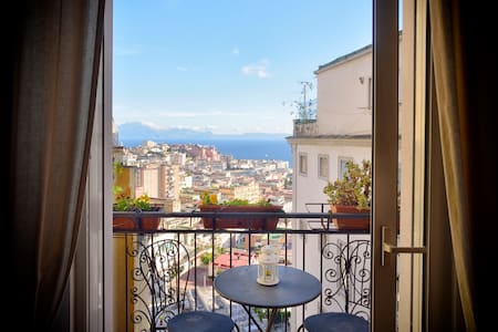 Nido Partenopeo Balcony - Naples - Apartment