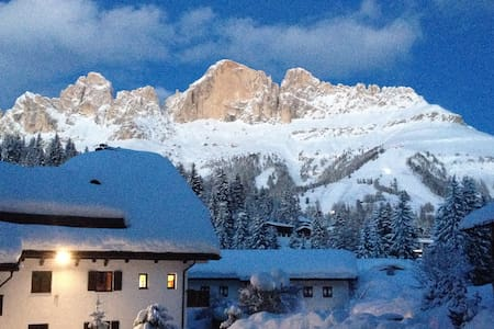 Alps: an apartment in the Dolomites - Carezza - Wohnung