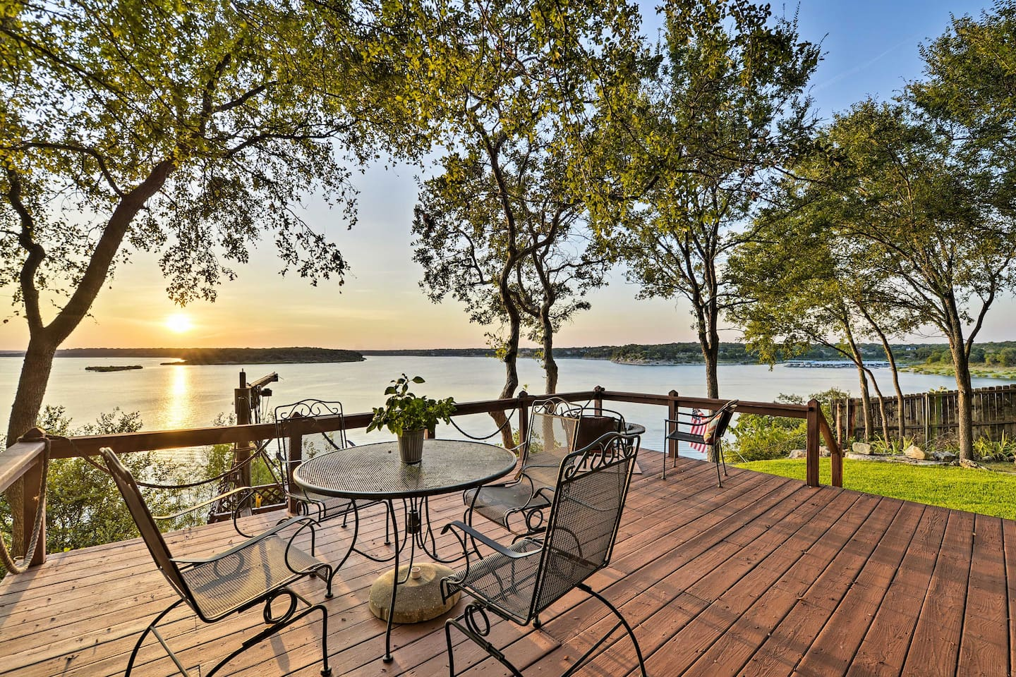 Morgan's Point Resort, Texas is calling your name.