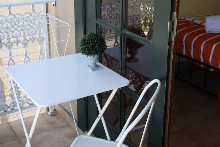 [NEW] Premium Single Room w/ Private Balcony