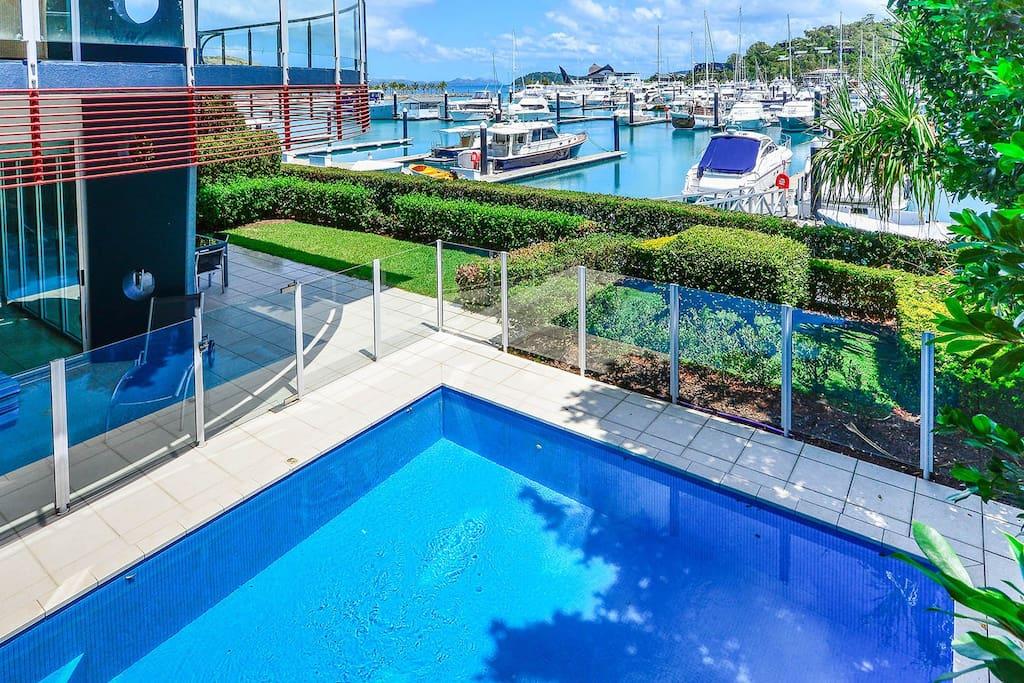 Pavillions 6 4 Brm Oceanview Ground Floor Pool