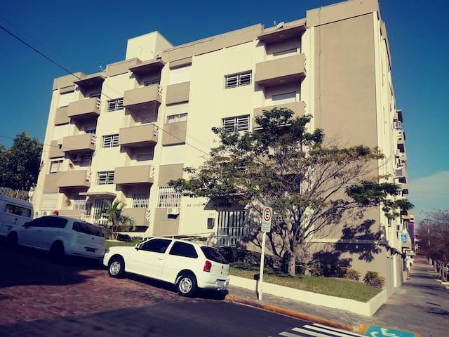 Apartamento no coração de Santa Cruz