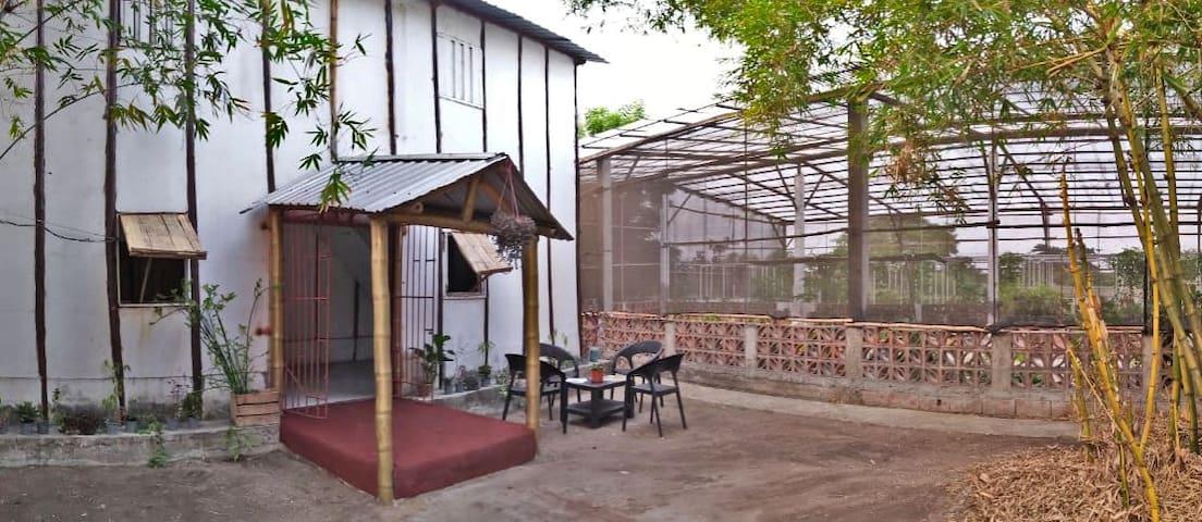 Casa Campestre: la naturaleza dentro de la ciudad
