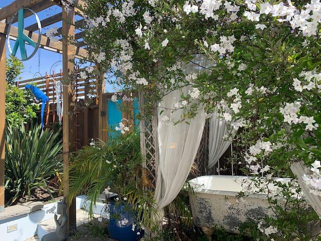 A Magical Zen Beach House In Los Osos / Morro Bay