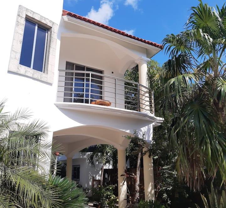 Sak-Nah Tulum, Departamento #3 con balcón.