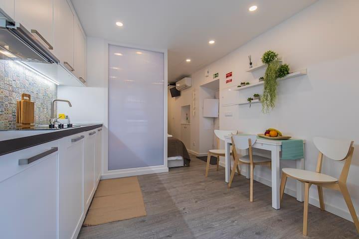 Studio in Alfama by Lisbon Heart
