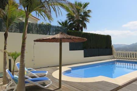 Denia - Costa Blanca - Villa Ibiza  - Gata de Gorgos