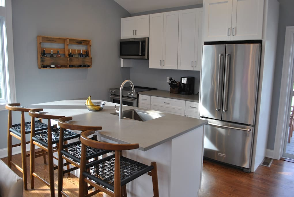 Completely renovated Kitchen