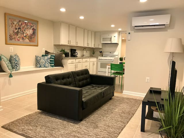 Bright and Brand New Apartment on Capitol Hill
