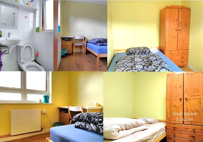 Comfort west view double room