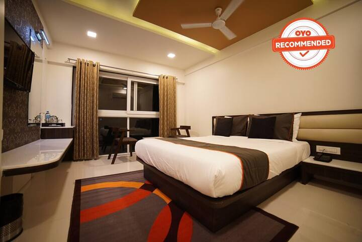 Classic room in Ramji's Residency Gole Colony