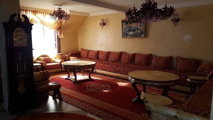 location appartement centre ville d'ifrane