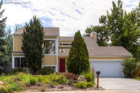 Beautiful Updated 4.5 BR 3.5 BA House in Boulder - Boulder - Haus