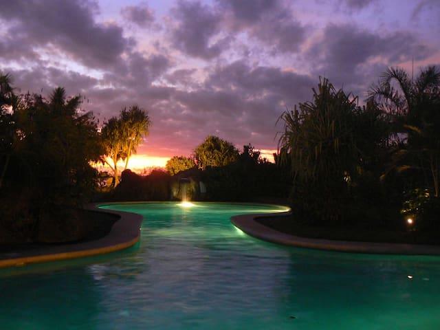 Lagon ou piscine - Puna'auia - Flat
