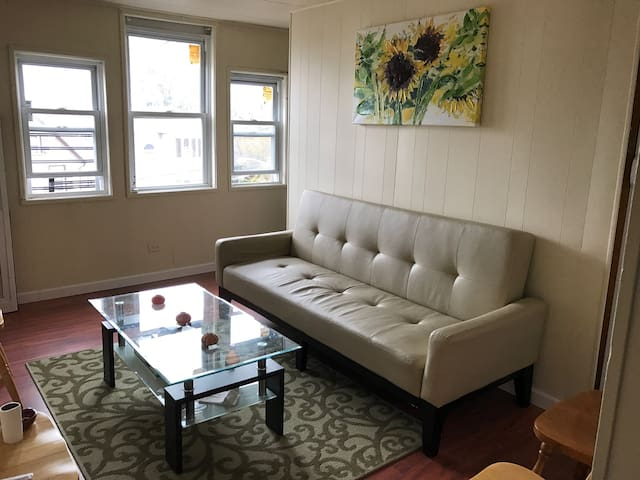 Cozy Attic Apartment near NYC/EWR - Elizabeth - Lägenhet