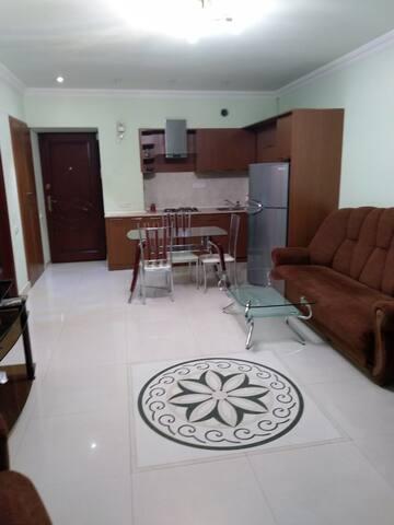 Apartment in 4 Sayat Nova st. 1 bedroom