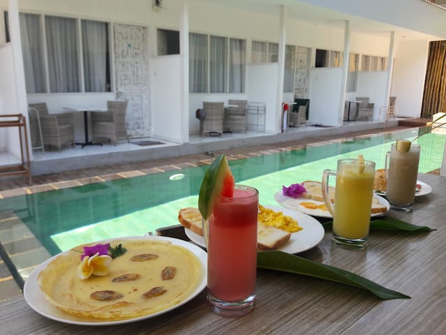 Villa PHYPHY 2 #5 PROMO with Breakfast !!