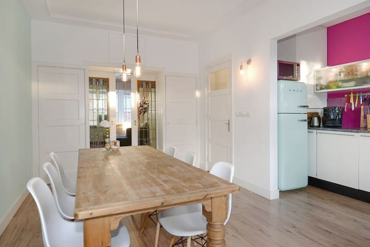 Lovely apartment in Voorburg, close to Den Haag. - Voorburg - Apartemen