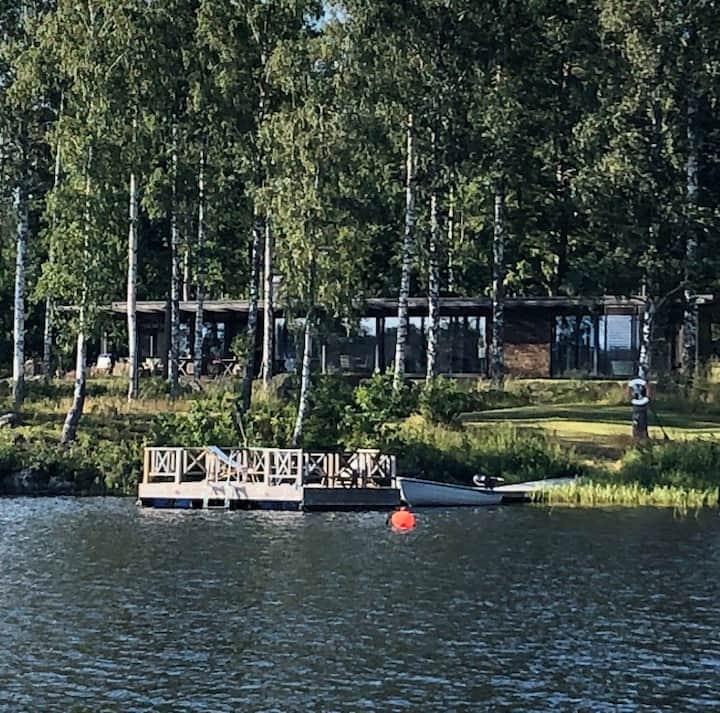 Luxury Lakeside Villa