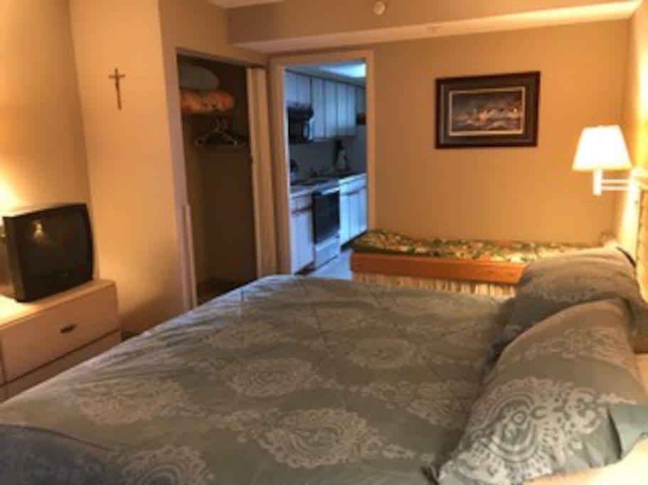 bedroom 2 bath oceanfront condo i myrtle beach south carolina usa