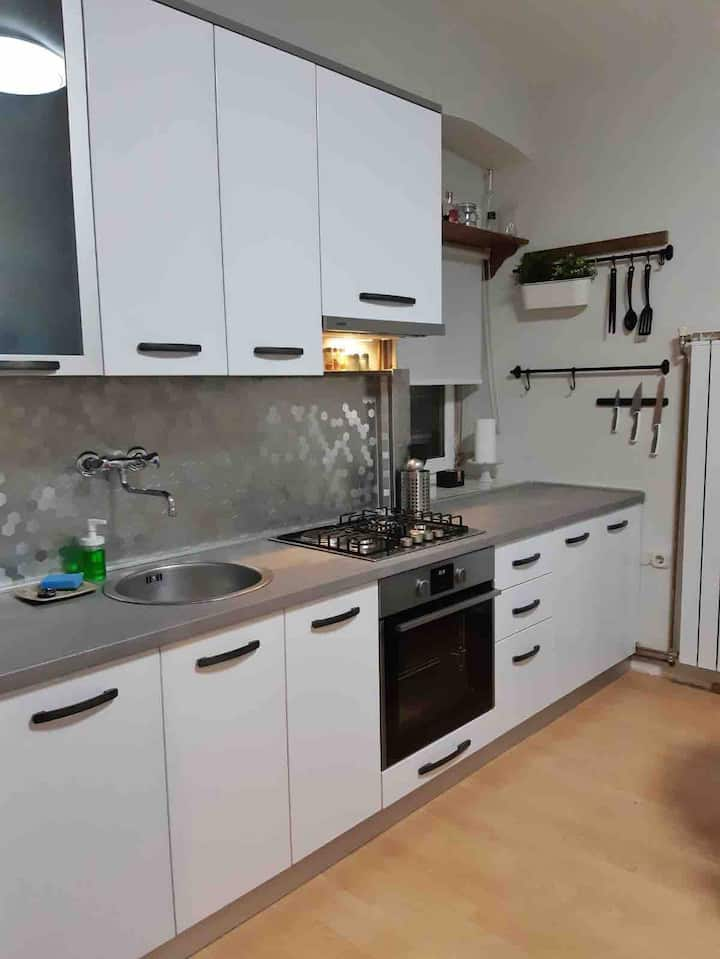 NEW! Great Apartment in Zagreb Center.