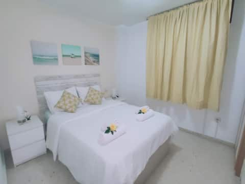 Charming accommodation near the beach and center