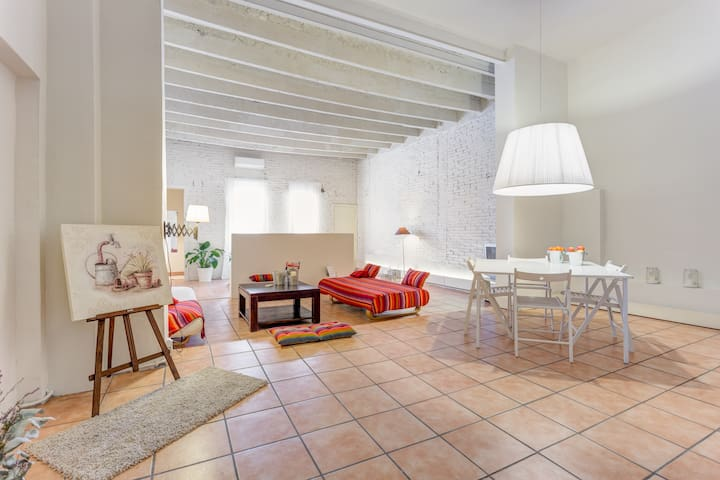 A Charming Space in Barcelona - Barcelona - Apartemen