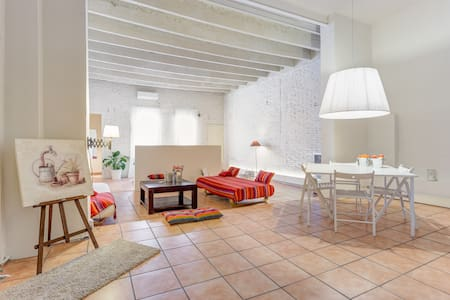 A Charming Space in Barcelona - Barcelona - Apartment