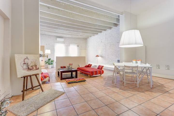 A Charming Space in Barcelona