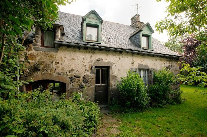 Picturesque ancient farmhouse