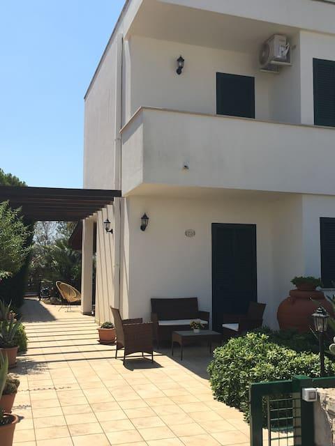 Villa Indipendente Torre Inserraglio