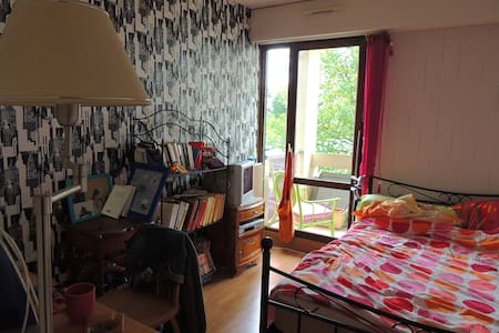 Chambre pour 2 personnes - Le Plessis-Bouchard
