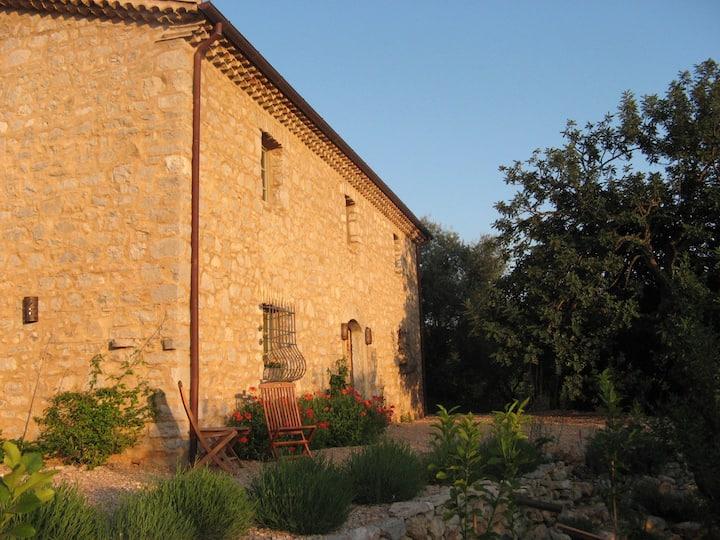 Beautiful stone farmhouse