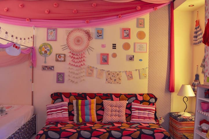 Dreamland Arts and Crafts' Indieyana Candy