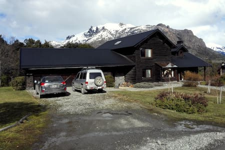 House - 12 km from the slopes - San Carlos de Bariloche - Hus
