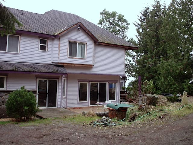 cozy double room in house on ahill - Parksville - Bed & Breakfast