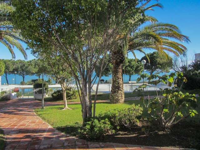 2km from sea,Pool, seaview and WIFI - Alicante - Leilighet