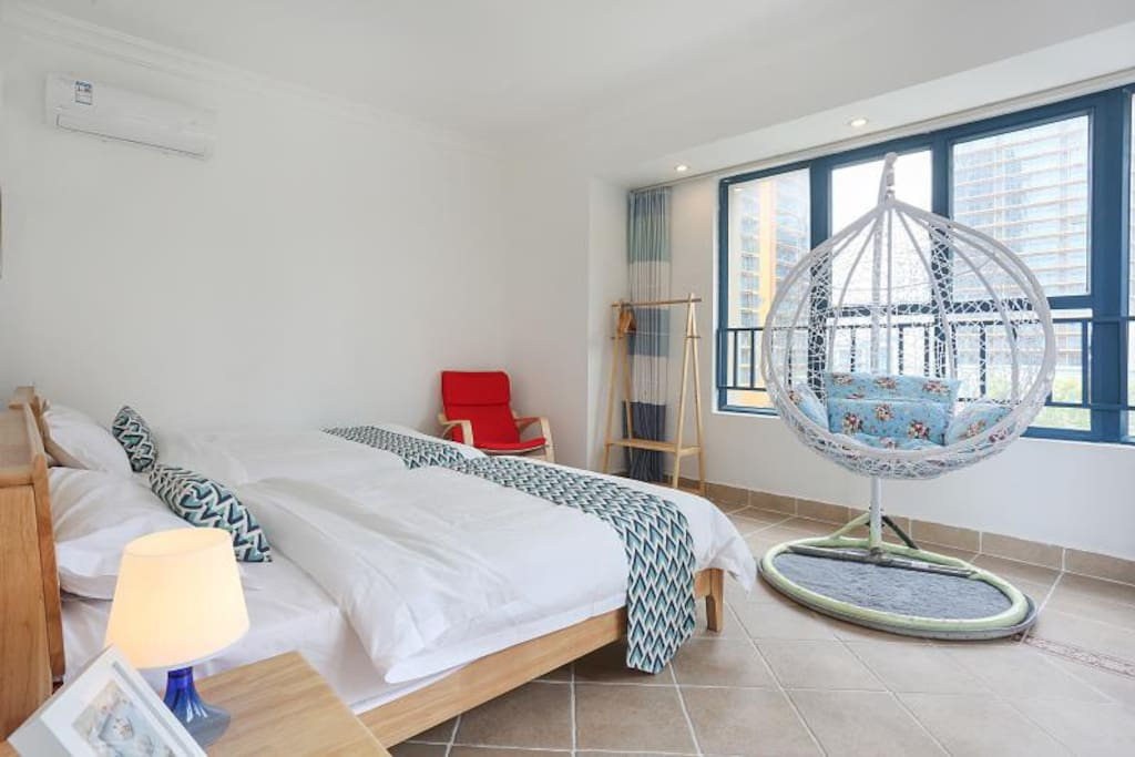 4楼标间(1):2张1.2米床