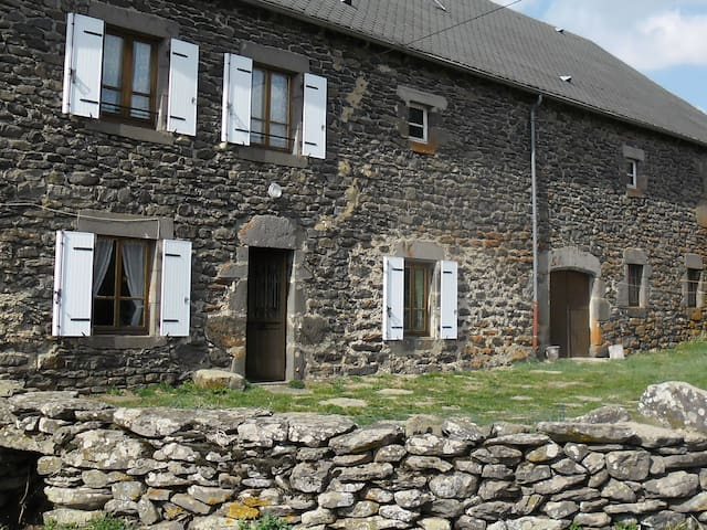 Cottage in Auvergne - Cussac - Casa