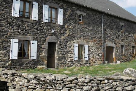 Bauernhaus in der Auvergne
