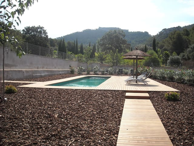 CASTELL D'OR cozy cottage with pool - Cala D'Or - Hus