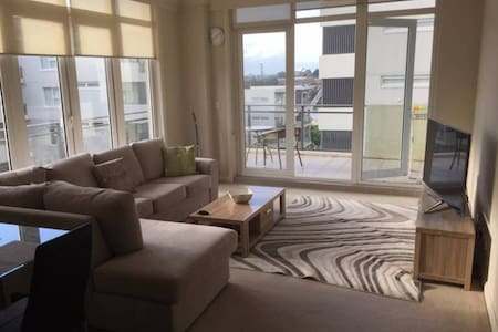 Big master bedroom in a modern flat in meadowbank - Meadowbank - 아파트
