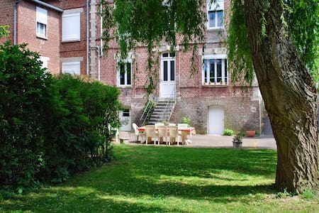 Aux chambres du roy chambres hotes - Roye - Bed & Breakfast