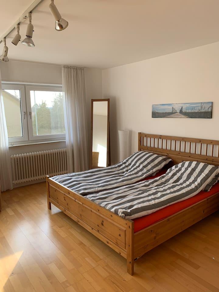 Schönes Doppelzimmer,super Anbindung Köln/Bonn