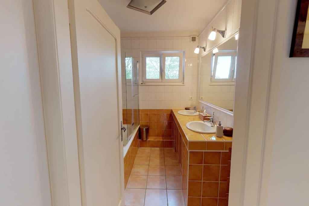 Salle de bain étage 1