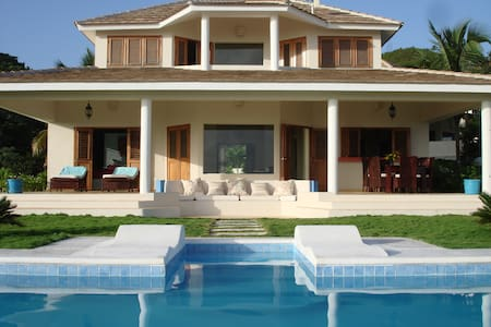 Villa stunning views of the Ocean - Las Terrenas,